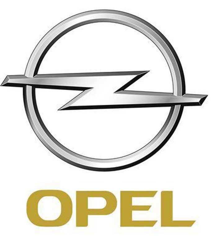 Эмблема Adam Opel GmbH (Opel)
