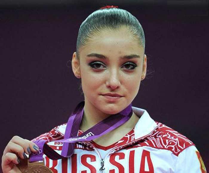 Топ 10 самых красивых спортсменок Олимпиады 2012