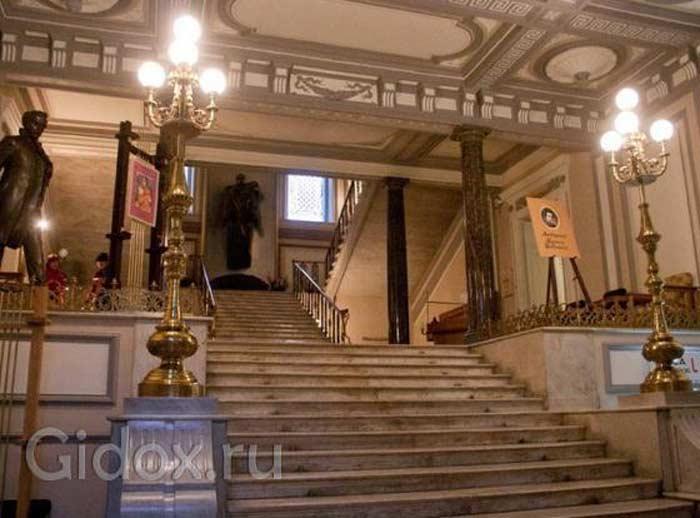 Национальный музей Тараса Шевченко и парк Шевченко