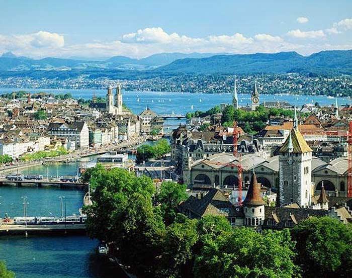 Цюрих (Швейцария)