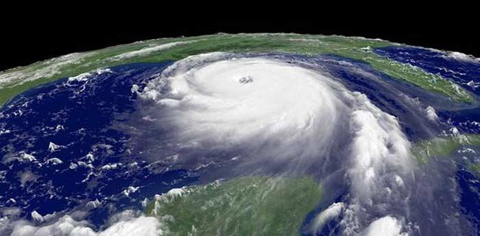 Ураган Сэнди. Эпицентр урагана