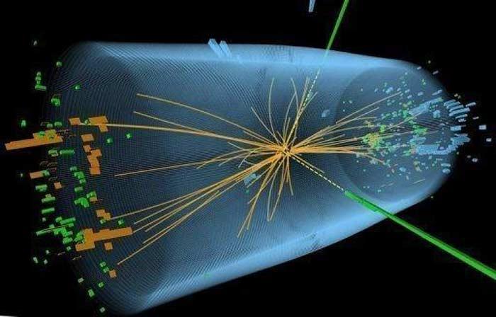 Открытие бозона Хиггса