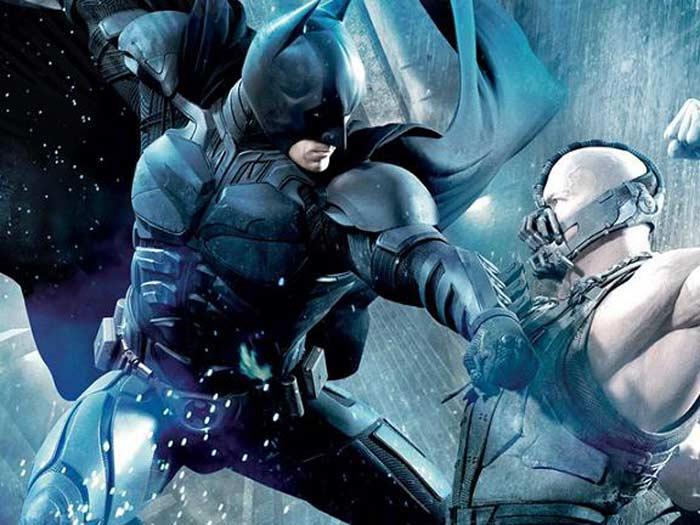 Темный рыцарь 2: возрождение легенды