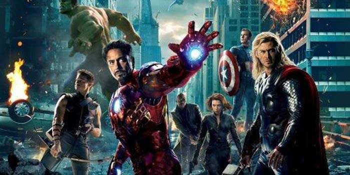 Мстители — только они могут спасти Землю!