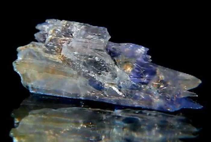 Еремеевит был назван в честь русского ученого-минералога Павла Еремеева