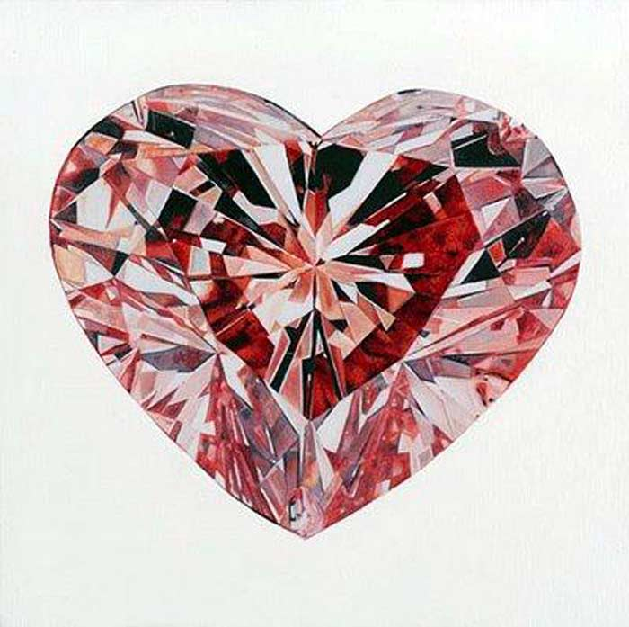 Красный алмаз является самым дорогим драгоценным камнем в мире