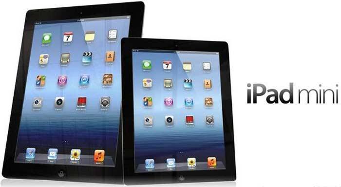 iPad mini— уменьшенная версия знаменитого «яблочного» устройства
