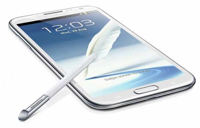 Samsung Galaxy Note 2— так называемый фаблет