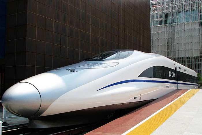 Топ 10 самых скоростных железных дорог