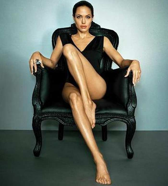 Топ 10 самых некрасивых ног знаменитостей