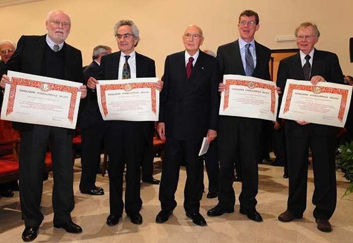 Премия Бальцана (Balzan Prize)