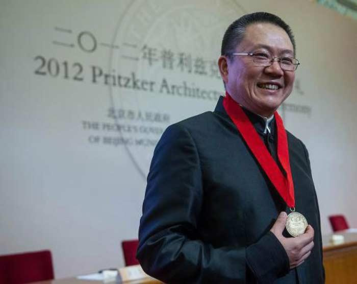 Притцкеровскую премию (Pritzker Architecture Prize)