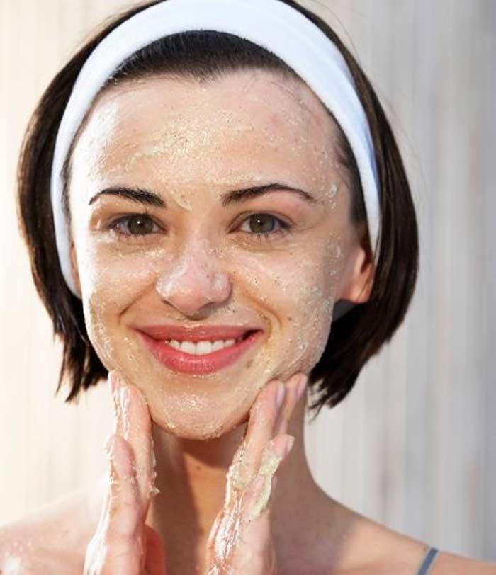 Сахар + косметическое масло = отличный скраб для кожи