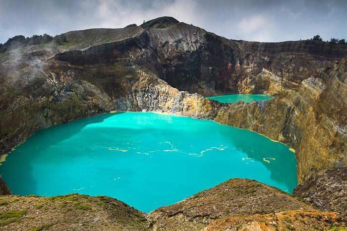 Озеро Келимуту