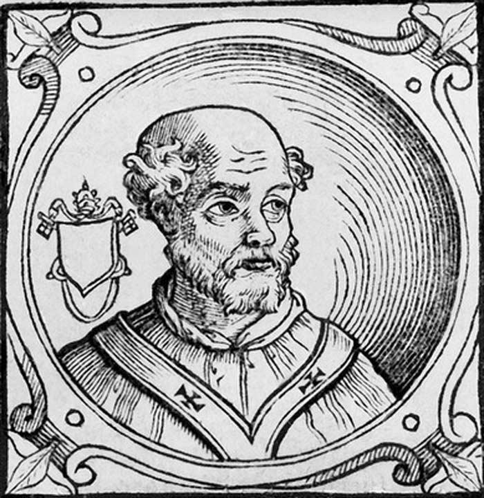Папа Римский Бонифаций VII