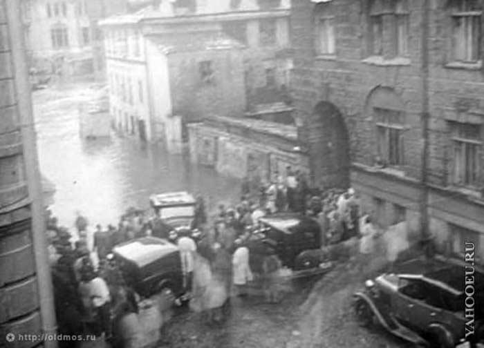 Неводное наводнение
