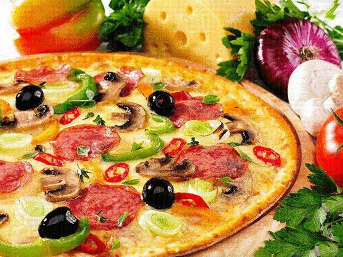 Пицца «Людовик XIII»
