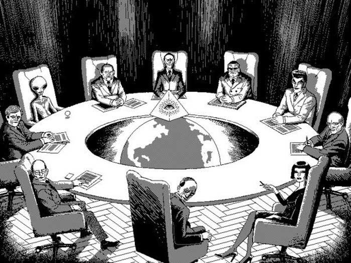 Теория заговора Национальное господство