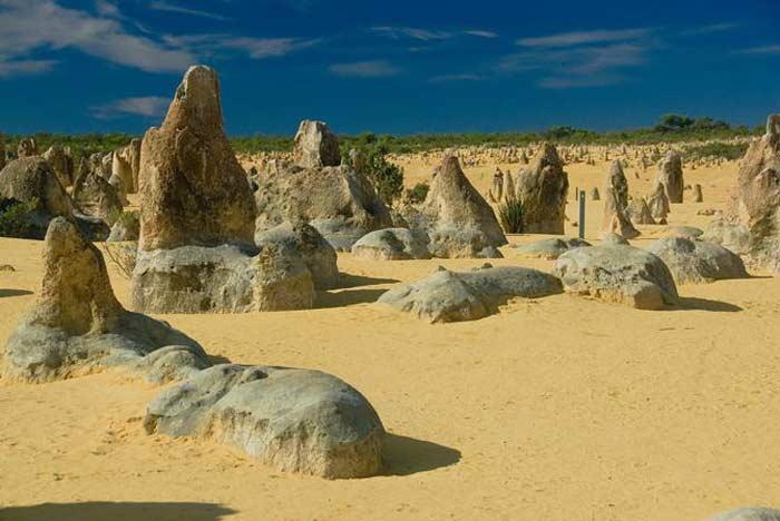 Австралийская пустыня