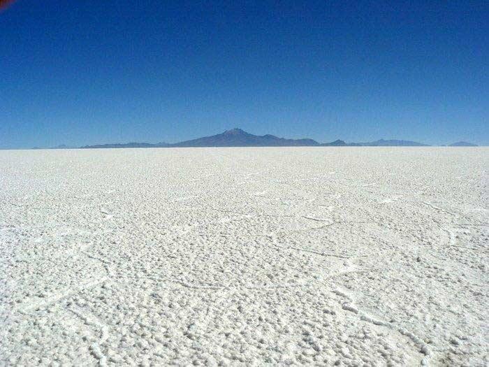 пустыня Салар-де-Уюни