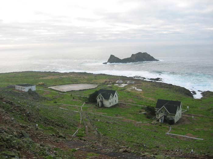 Остров Фараллан