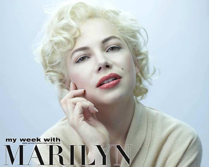 10 звезд в образе Мэрилин Монро