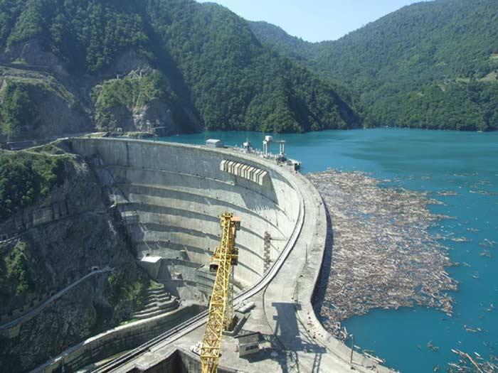 ГЭС Ингури