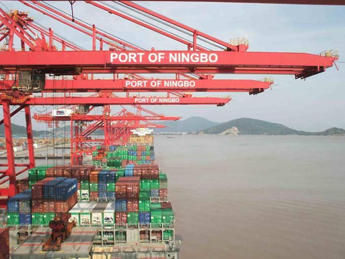Порт Нинбо (Ningbo-Shoushan) - Китай