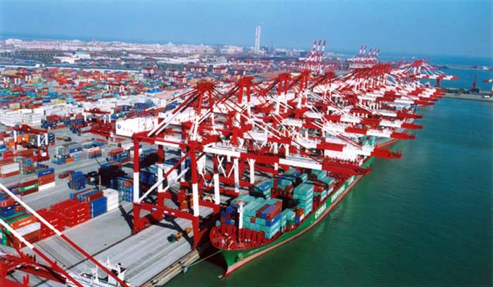 Порт Циндао (Qingdao) – Китай