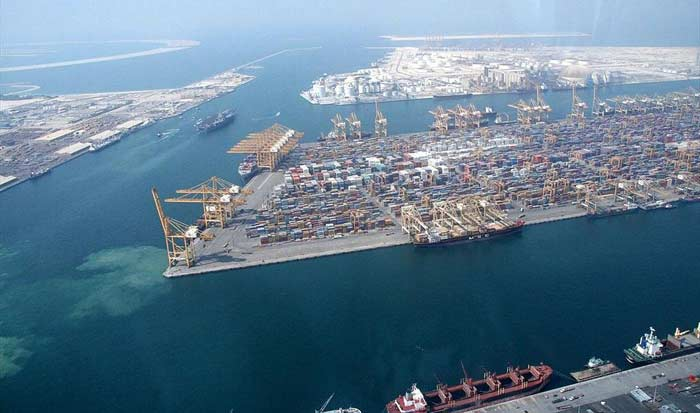 Тяньцзиньский порт (Tianjin) –Китай