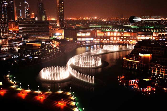 Топ 10 самых больших фонтанов мира