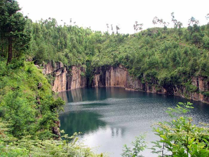 Мадагаскар, Озеро Тритрива