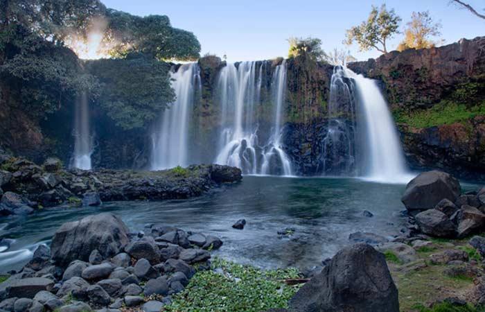 Мадагаскар, Водопад Лили