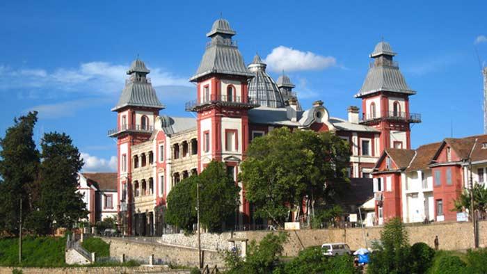 Мадагаскар, Дворец Андафиаваратра