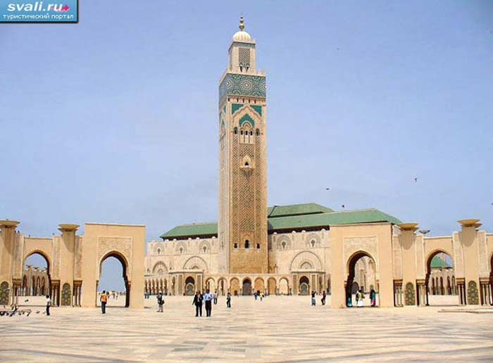 Мечеть Хасана II (Марокко)