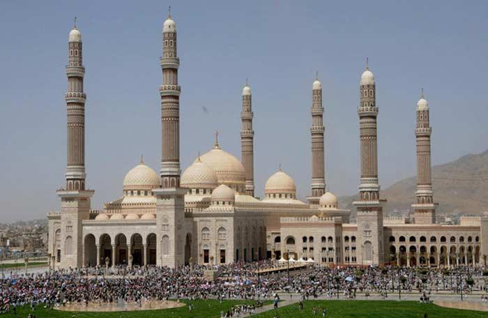 Топ 10 самые большие мечети мира