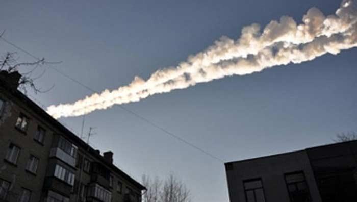 Челябинский метеорит – 15.02.2013 г.(Россия)