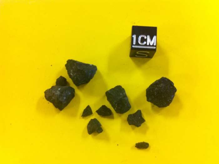 МетеоритСаттерМилл- 22.04. 2012 г.(США)