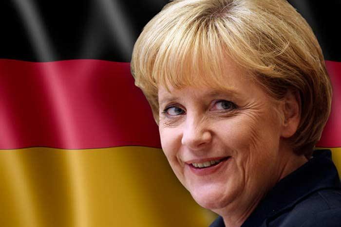 Ангела Меркел (Angela Dorothea Merkel)