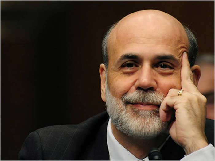 Бен Шалом Бернанке (Ben Bernanke)