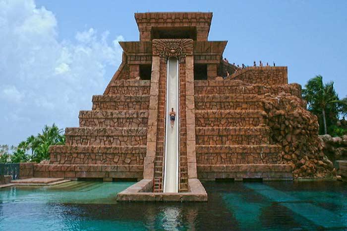 Aquaventure (остров Парадайз, Багамы)
