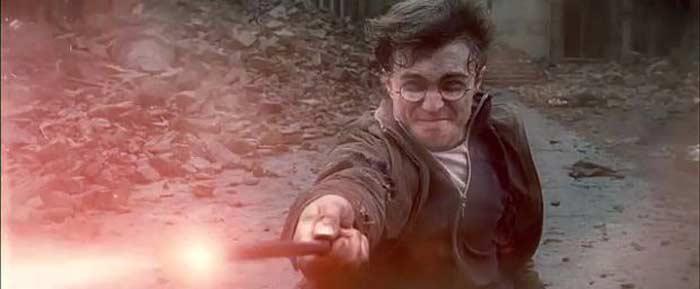 Тема смерти Гарри Поттера