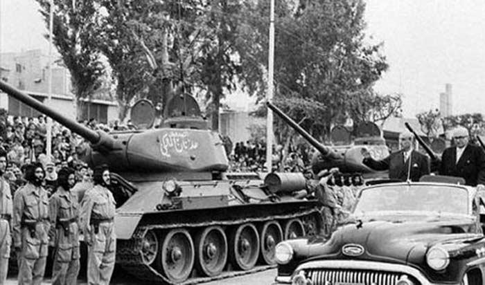 Параллель со Второй Мировой Войной