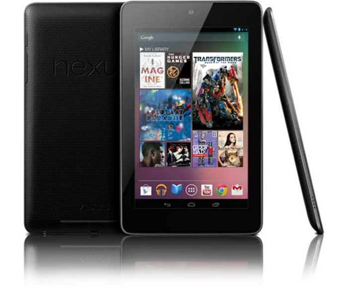 ASUS Google Nexus 7 2012