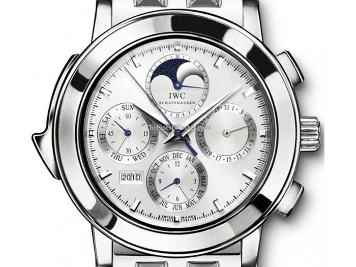 Grande Complication Platinum – 318 тыс. дол.