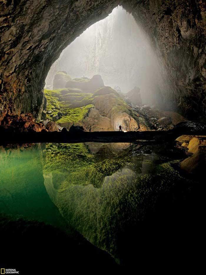 Пещера Сон Доонг (Son Doong), Вьетнам