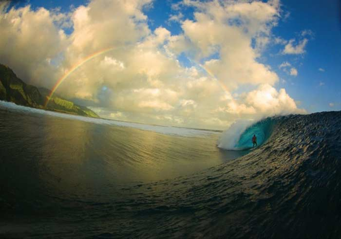 Издание «Surfer» назвало это снимком года