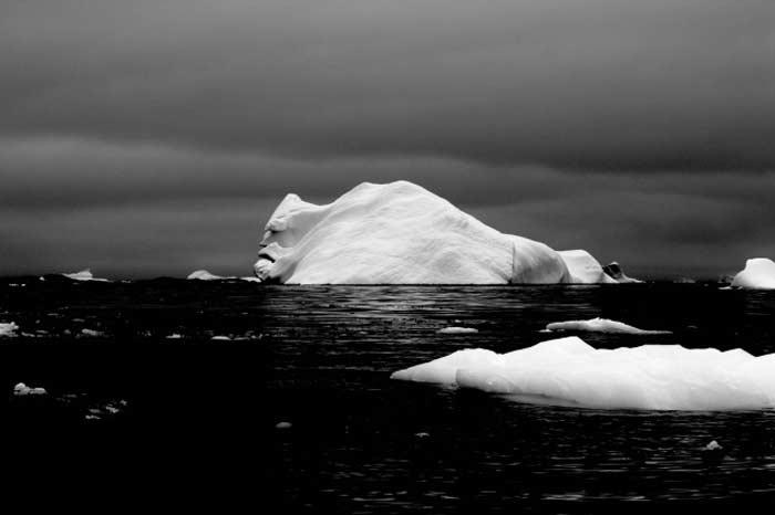 Лицо айсберга