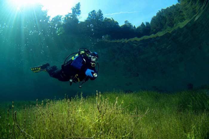 Озеро Самеранджер (Sameranger ) Тироль