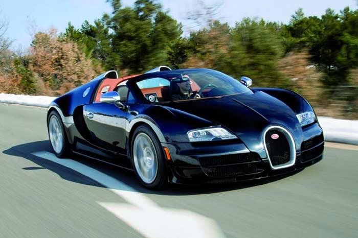 Bugatti Veyron(Grand SportVitesse)